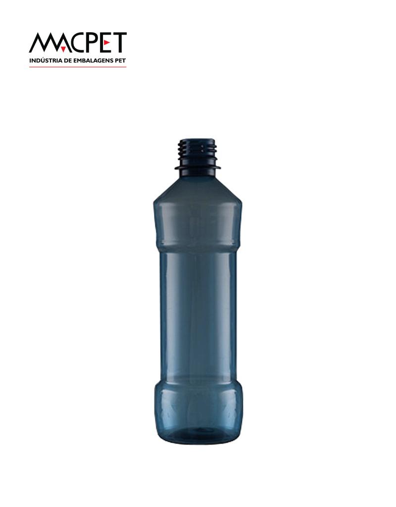 LINHA 15 – 500ml – Bocal 28mm – (F065) – Embalagem pet Redonda para Automotivos