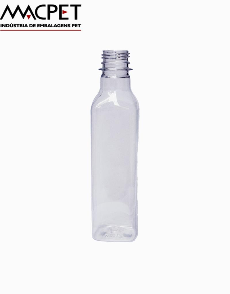 LINHA 38 – 320ml – 28mm – (F094A) – Embalagem pet para Molhos e Temperos