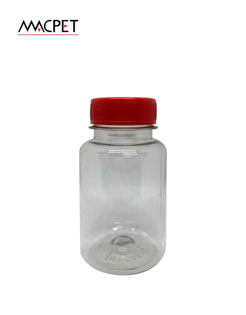 LINHA 6 – 150ml – Bocal 38mm – (F046) – Embalagem para Cápsulas e Suplementos
