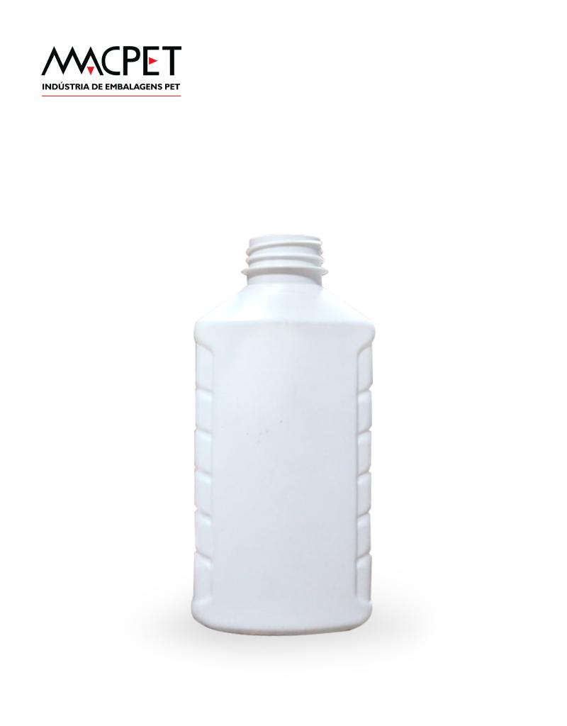 LINHA 12 – 500ml – Bocal 38mm – (F060B) – Embalagem pet para Automotivos