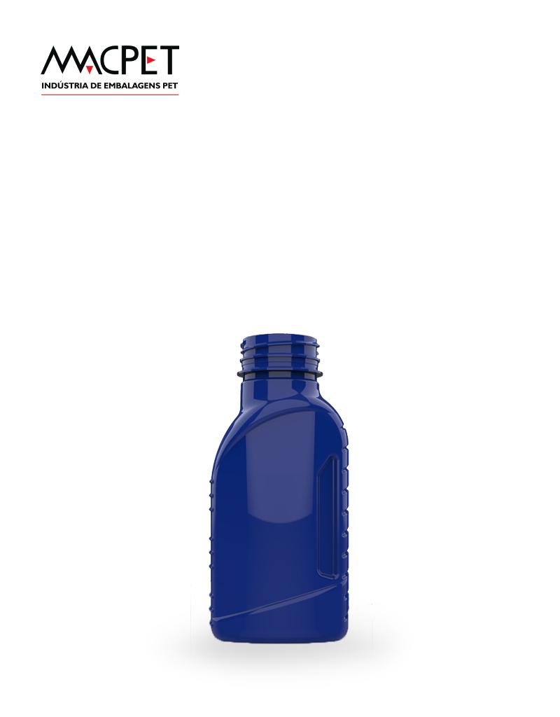 LINHA 13 – 200ml – Bocal 38mm – (F235) – Embalagem pet para Automotivos