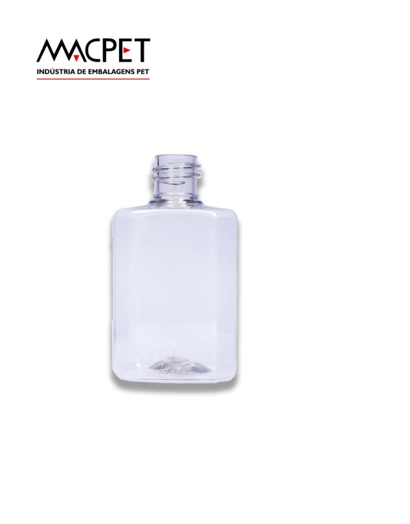 LINHA 17 – 60ml – Bocal 18mm – (F277) – Embalagem pet para Cosméticos