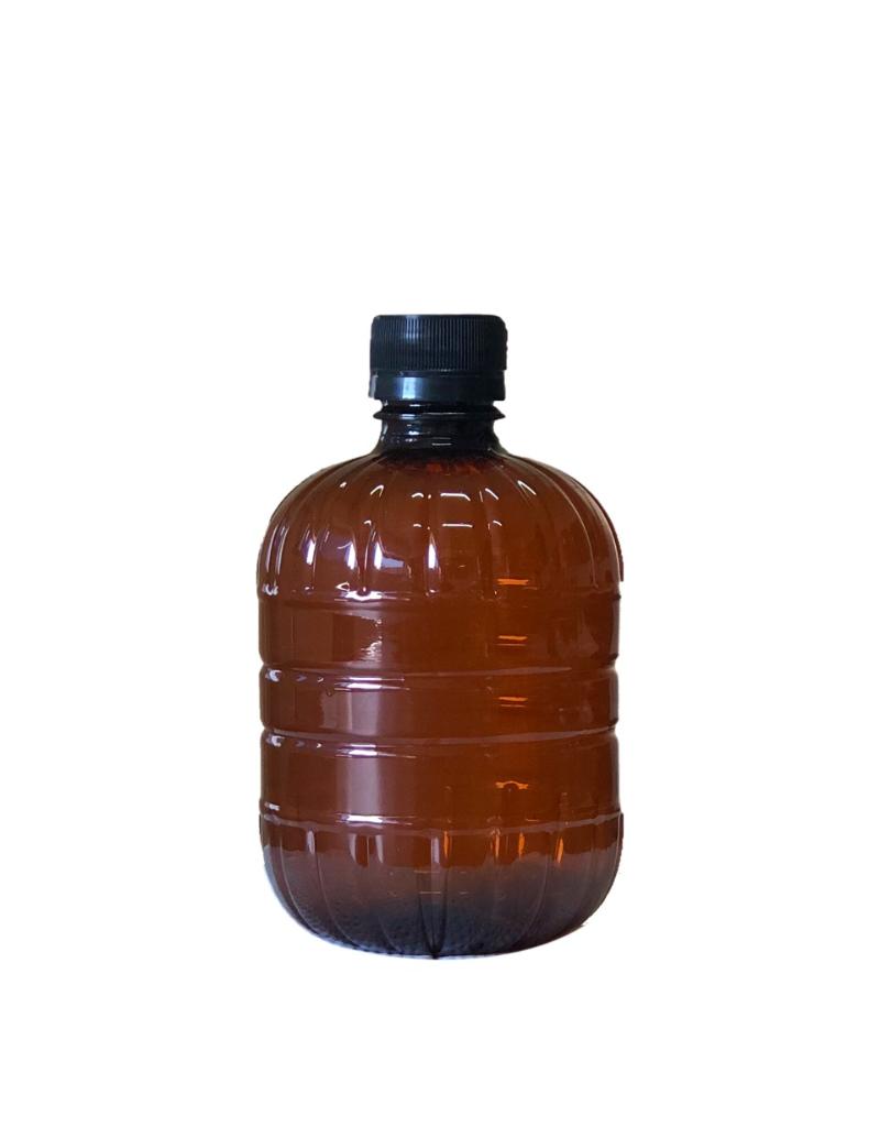 LINHA 01 – 500ml – Bocal 28mm – (F188) – Embalagem pet Redonda para Bebidas