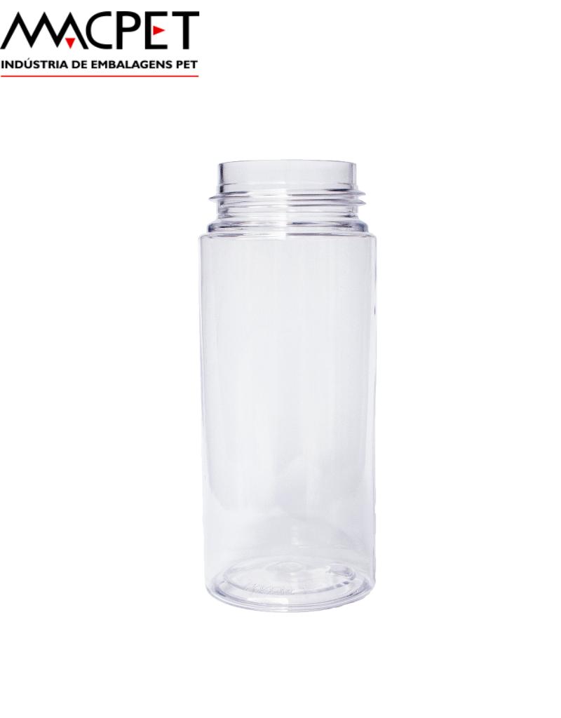 LINHA 17 – 175ml – Bocal 38mm – (F082) – Embalagem pet para Cosméticos